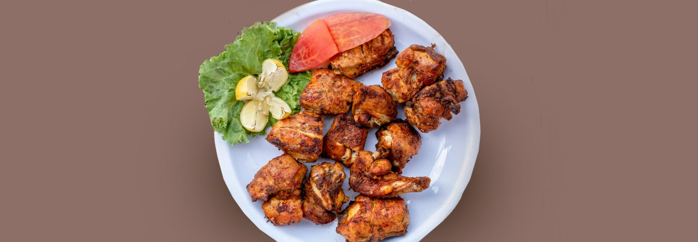 Marinated Chicken Tikka recipe from EatSure