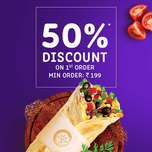 Faasos - Order Food Online, Eat Good - Eat Exciting