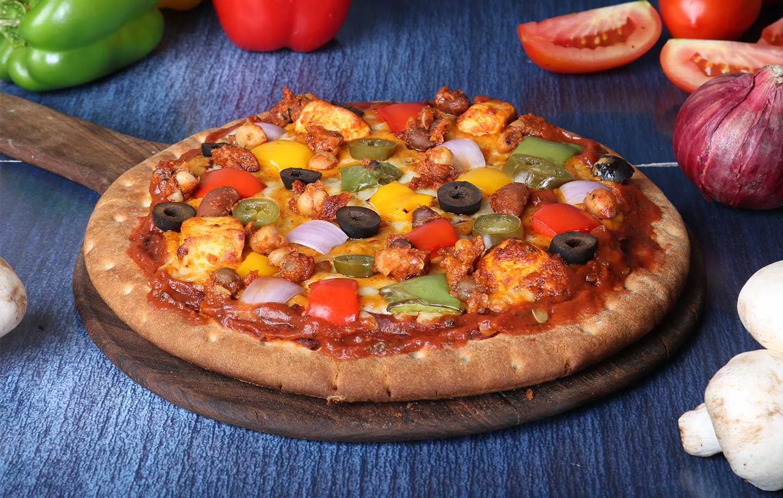 Order Veg Pizza from Ovenstory